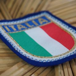 Italia Sew On Patch