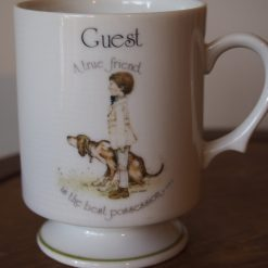Holly Hobbie Guest Mug