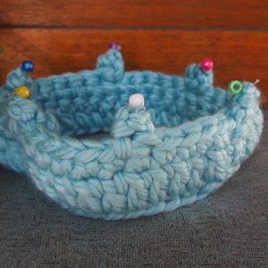 Handmade Crochet Crown