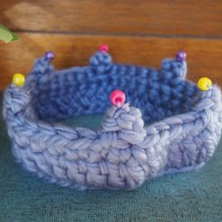 Handmade Crochet Crown