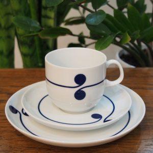Arzberg Porcelain - Colon Blue Pattern