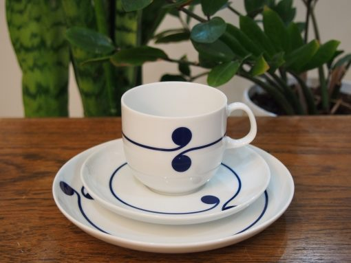 Arzberg Porcelain - Colon Blue Pattern