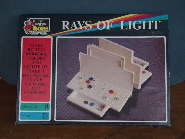 Vintage Orda Games Rays of Light