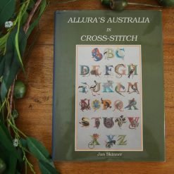 Allura's Australia in Cross-Stitch Book