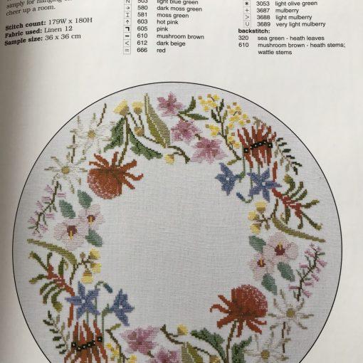 Allura's Australia in Cross-Stitch Book