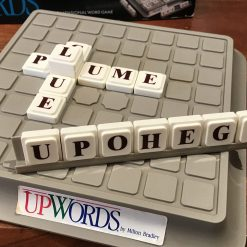 Upwords Word Game