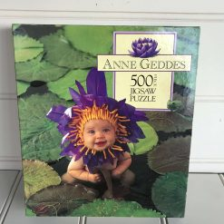 "Anne Geddes 500 Piece ""Waterlily"" Jigsaw Puzzle"
