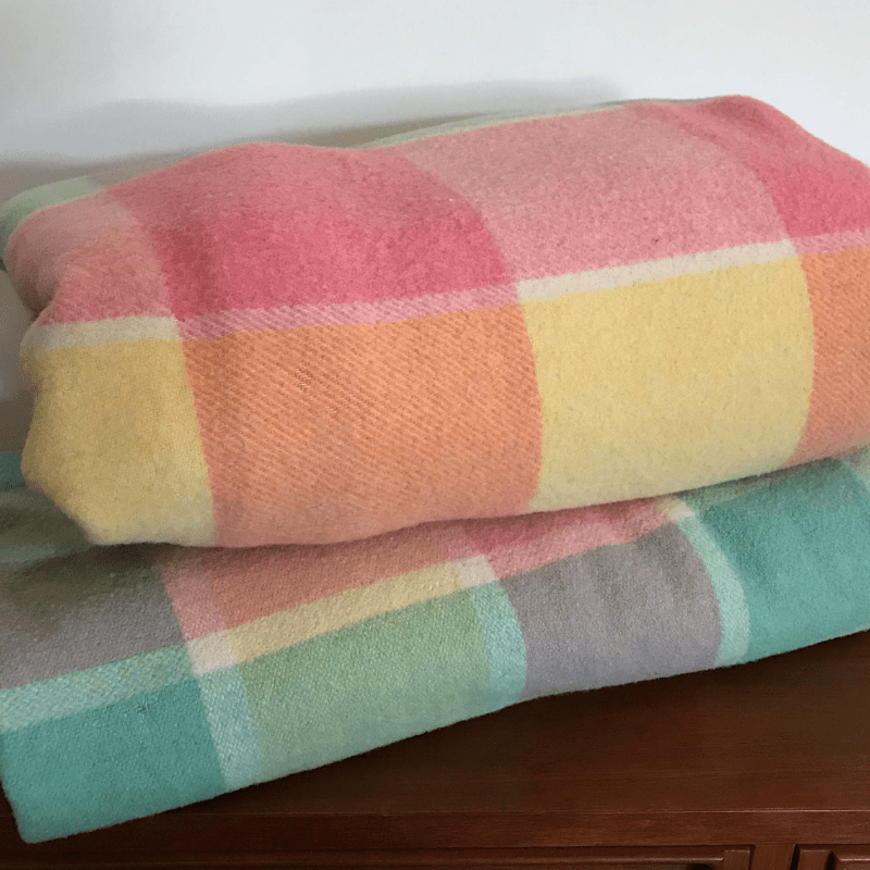 Creative Repurposing with Blankets and Jumpers