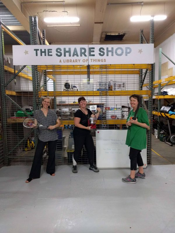 The Share Shop