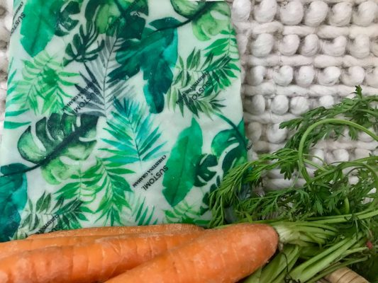 Green Simple Swaps - Alternatives to Cling Wrap