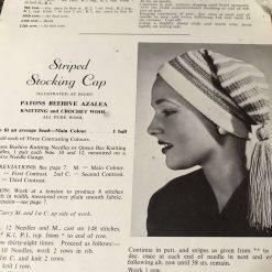 Patons Vintage Knitting Pattern Book No. 490