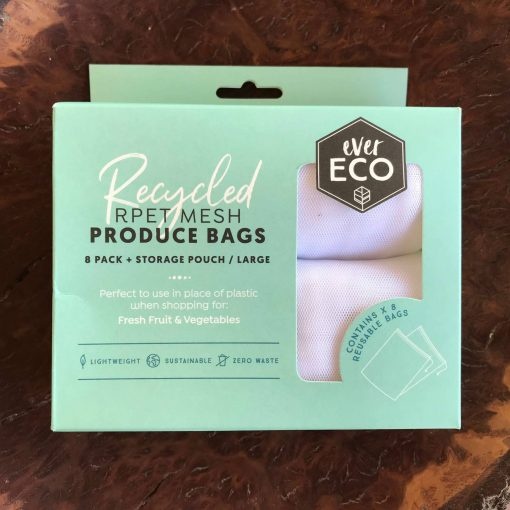 Ever Eco Recycled rPET Mesh Produce Bags
