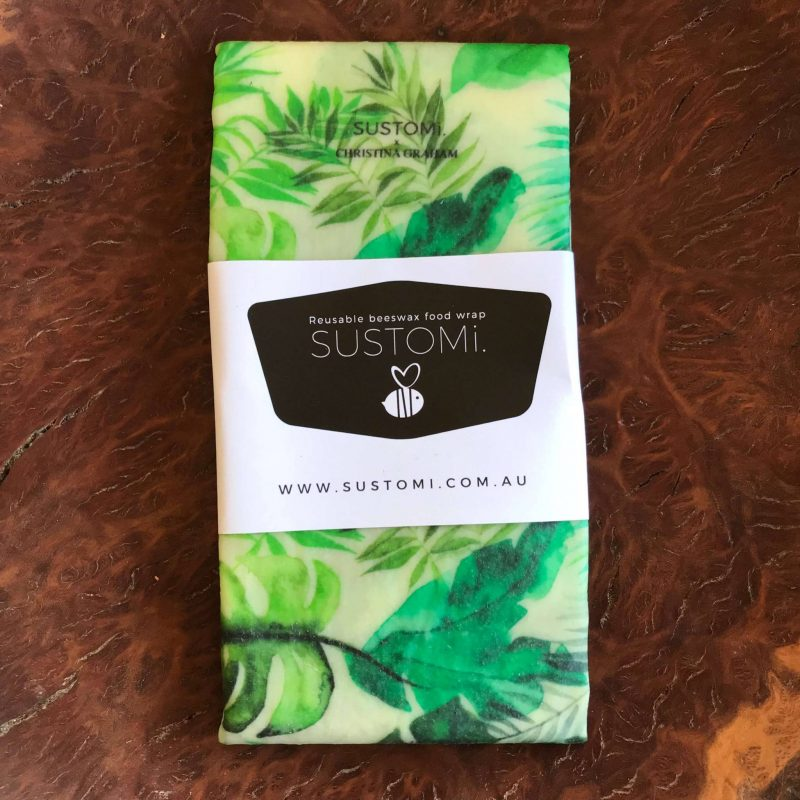 Sustomi Beeswax Wraps