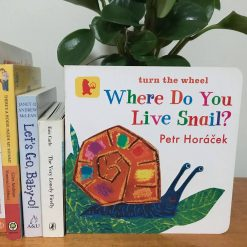 Where Do You Live Snail?