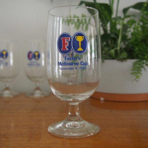 Foster's Beer Merchandise Glasses