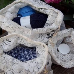 Upcycled Reusable Produce Bags