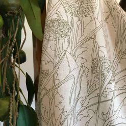 Vintage Fabric Tote Bag
