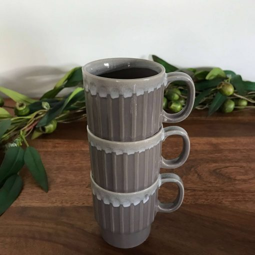 Vintage Japanese Coffee Mug