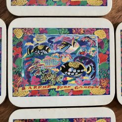 Vintage Ken Done Coasters