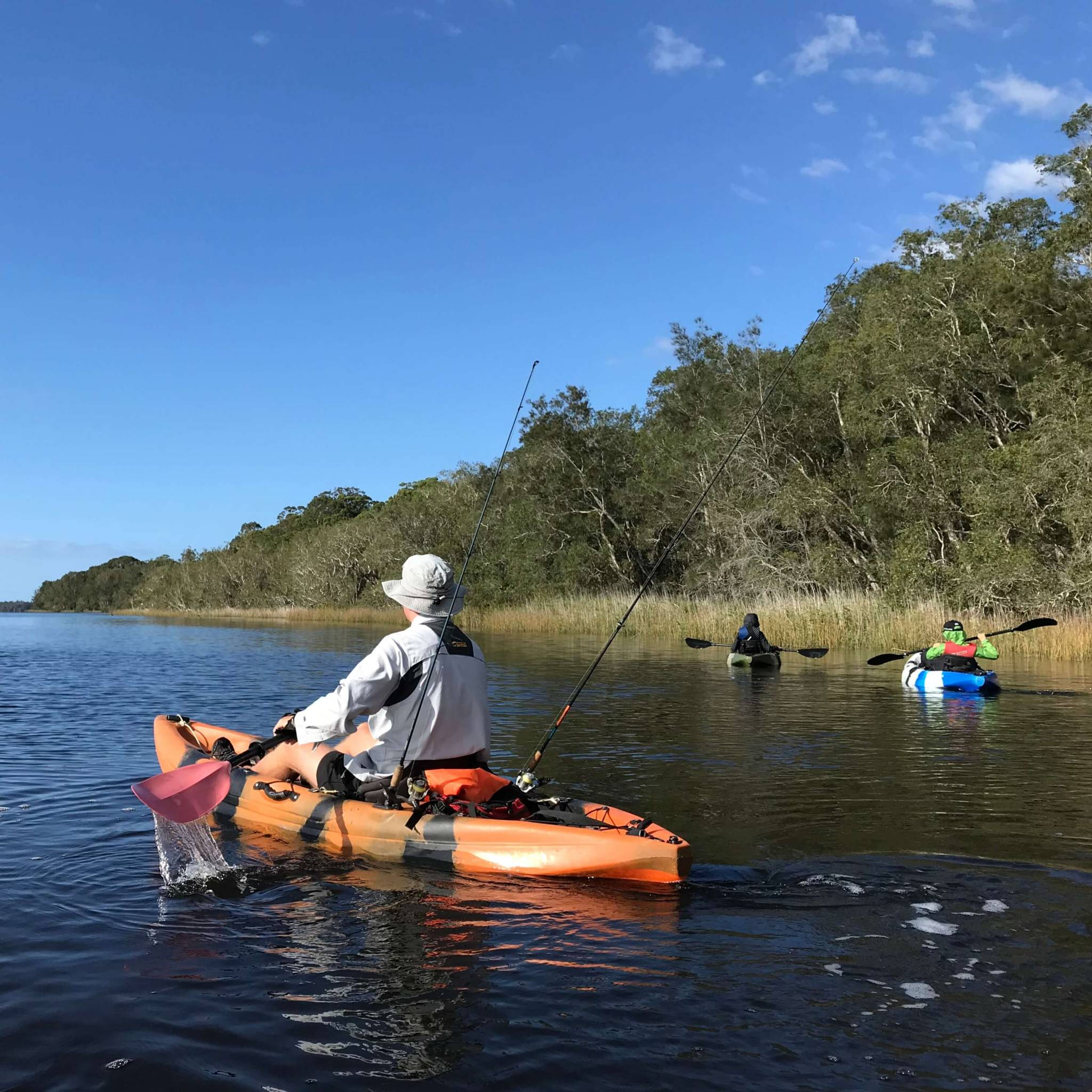 Hop in a Kayak to Relax and Explore the Outdoors