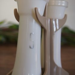 Vintage Tupperware Salt and Pepper Shakers