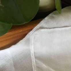 White Muslin Cloths