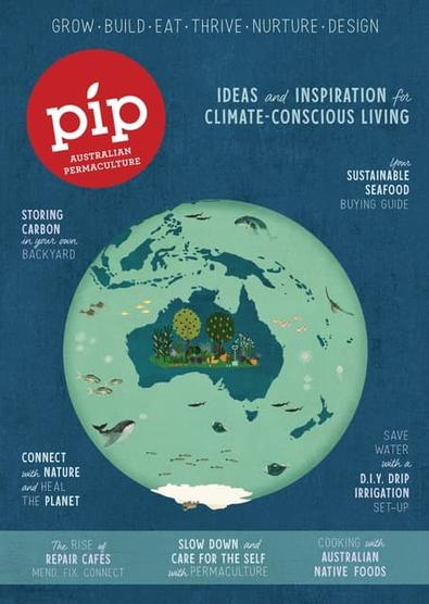 Pip Australian Permaculture Magazine