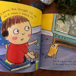 Ben's Book Book