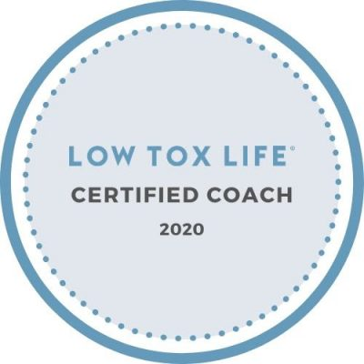 My Low Tox Journey - Low Tox Life Certified Coach