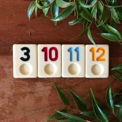 Rummikub Replacement Pieces
