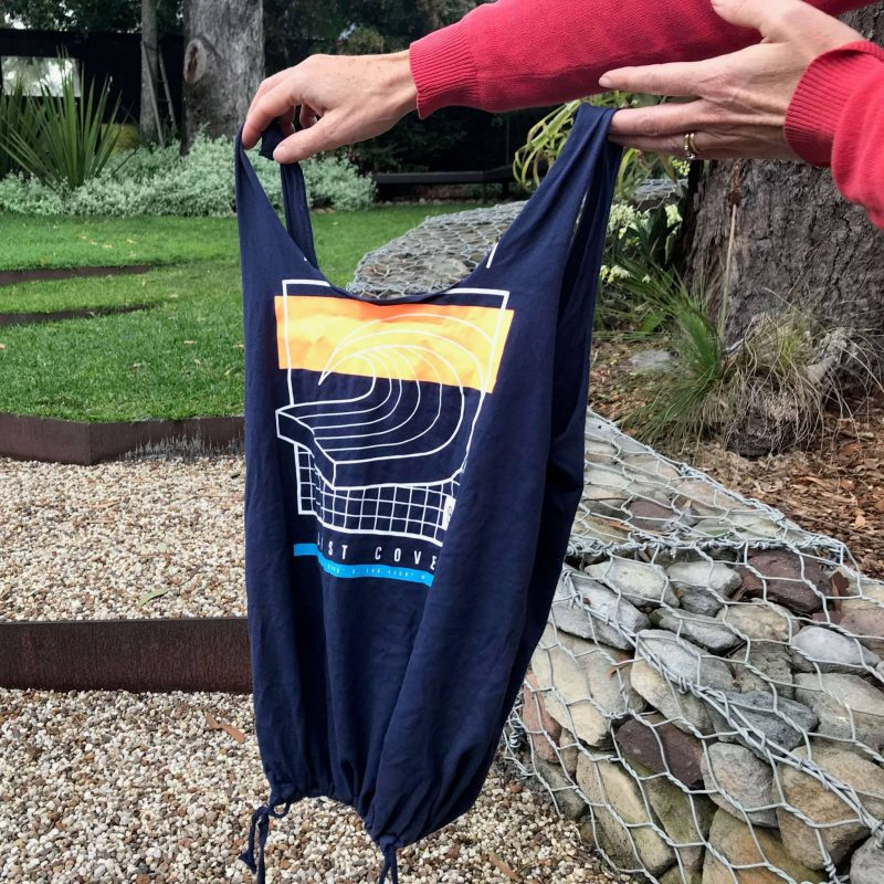 I Made this Practical & Affordable Reusable Shopping Bag