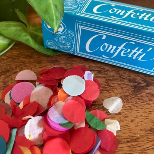 Coloured Paper Confetti