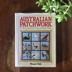 Australian Patchwork Book by Margaret Rolfe