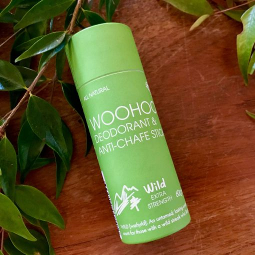 Woohoo Deodorant & Anti-Chafe Stick - Wild