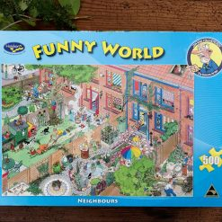 Holdson Jigsaw Puzzle Funny World Neighbours